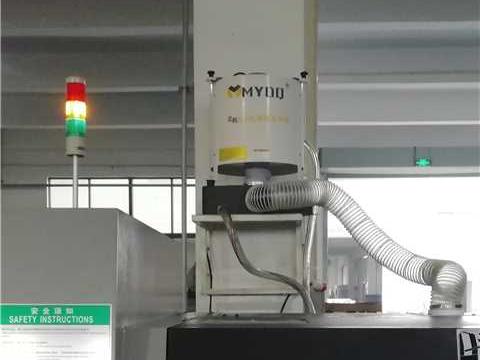 静电式油雾净化器的工作原理?