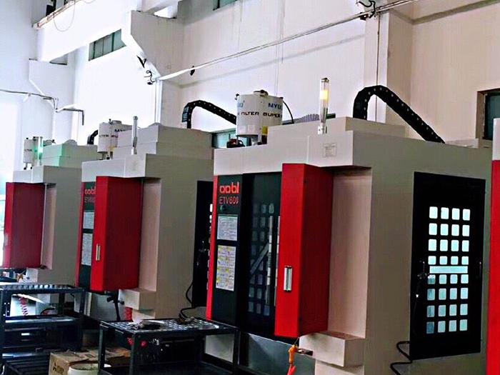 油雾净化收集器在机床行业中的应用